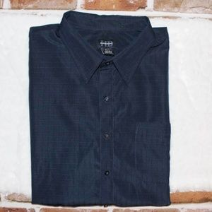 Harbor Bay Short Sleeve Button Down Shirt Size 3XL
